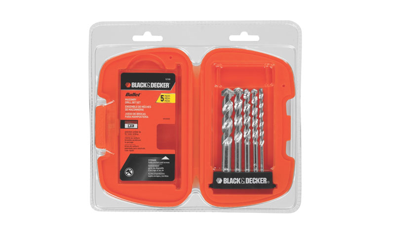 best drill bit for masonry