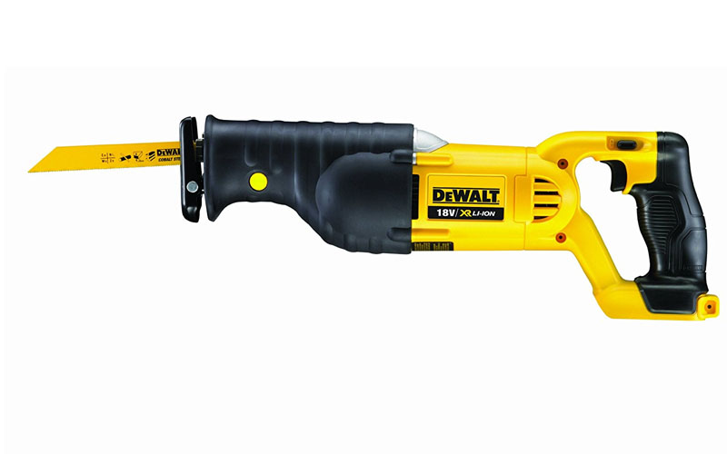 ranking of the best reciprocating saw uk cordless